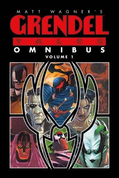Matt Wagner's Grendel Tales Omnibus Vol. 1 (2017)