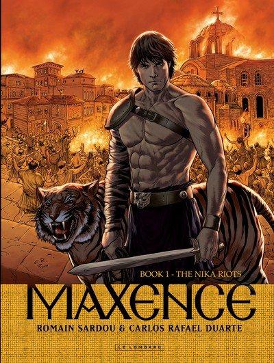 Maxence Vol. 1 – 3 (2014-2017)