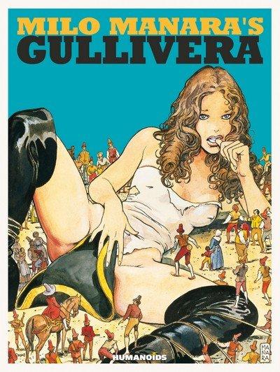 Milo Manara's Gullivera (Adult Comics) (2016)