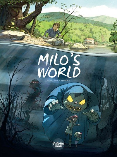 Milo's World Vol. 1 – 3 (2016-2017)