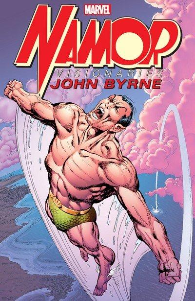 Namor Visionaries – John Byrne Vol. 1 (2011)
