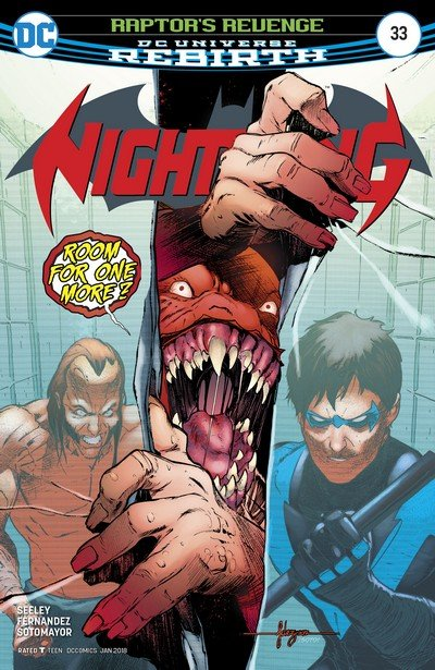 Nightwing #33 (2017)