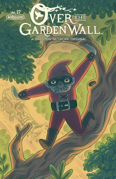 Over The Garden Wall #17 (2017)