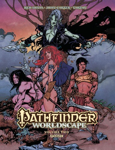Pathfinder – Worldscape Vol. 2 (TPB) (2017)