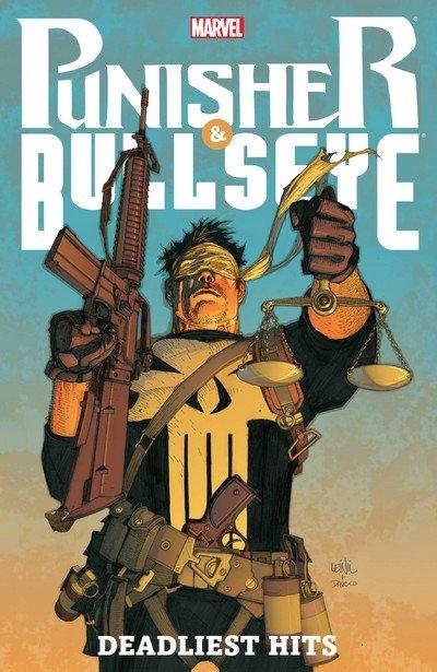 Punisher & Bullseye – Deadliest Hits (TPB) (2017)