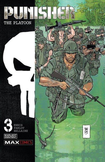 Punisher – The Platoon #3 (2017)