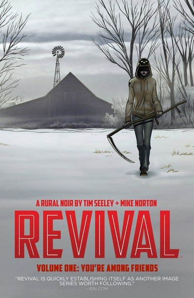 Revival Vol. 1 – 8 (TPB) (2012-2017)