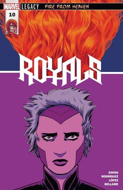Royals #10 (2017)