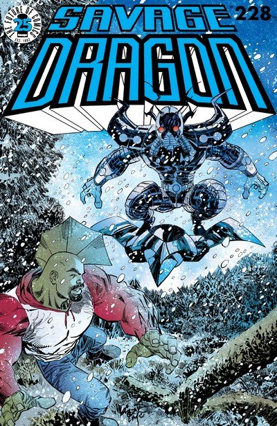 Savage Dragon #228 (2017)
