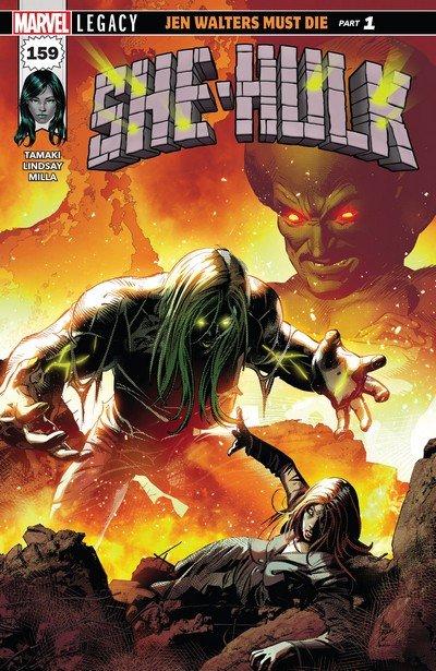 She-Hulk #159 (2017)