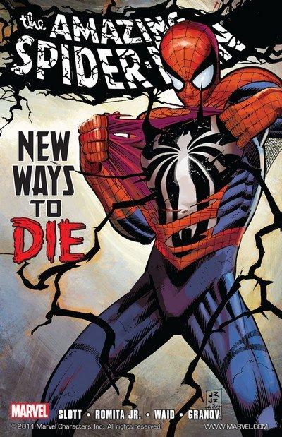 Spider-Man – New Ways to Die (TPB) (2009)