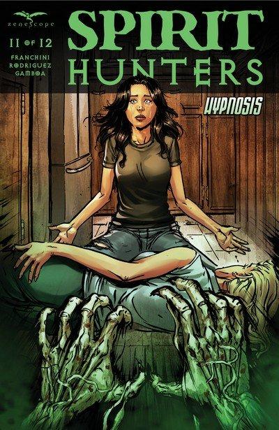 Spirit Hunters #11 (2017)