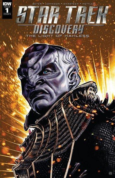 Star Trek – Discovery #1 (2017)