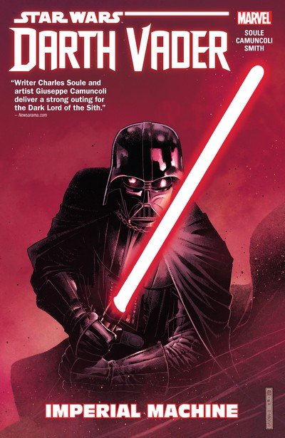 Star Wars – Darth Vader Vol. 1 – Imperial Machine (TPB) (2017)