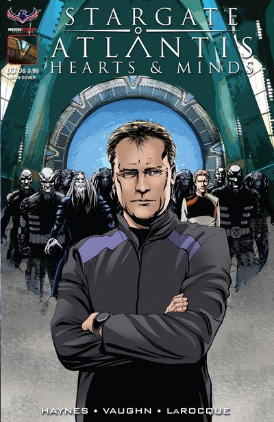 Stargate Atlantis – Hearts & Minds #3 (2017)