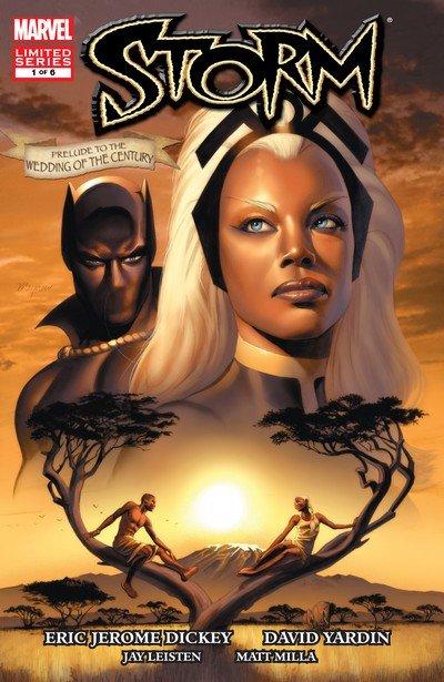 Storm #1 – 6 (2006)