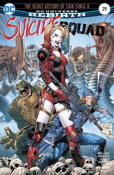 Suicide Squad #29 (2017)