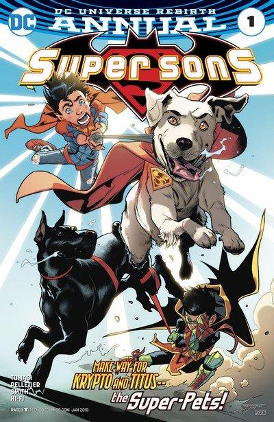 Super Sons Annual #1 (2017)