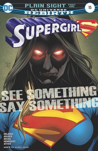 Supergirl #15 (2017)