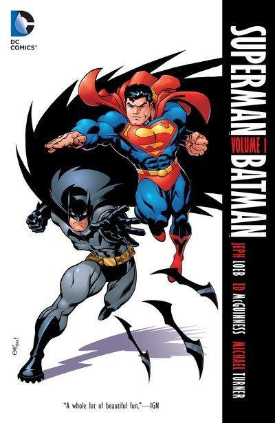 Superman-Batman Vol. 1 – 5 (TPB) (2014-2017)