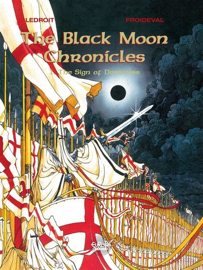 The Black Moon Chronicles Vol. 1 – 18 (2017-2018)