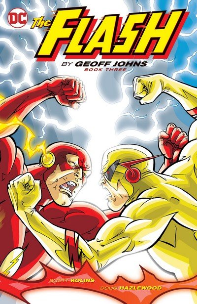 The Flash by Geoff Johns Book 3 (2016)