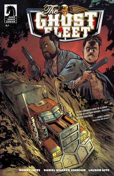 The Ghost Fleet #1 – 8 + TPB Vol. 1 (2014-2015)