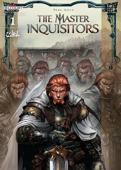 The Master Inquisitors Vol. 1 – 7 (2015-2017)
