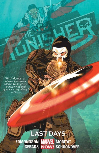 The Punisher Vol. 3 – Last Days (TPB) (2015)