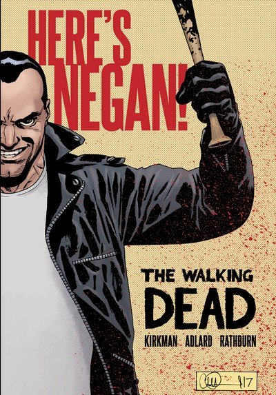 The Walking Dead – Here's Negan! (TPB) (2017)