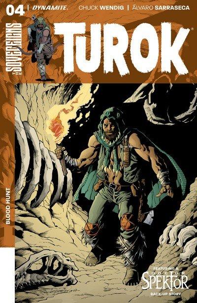 Turok #4 (2017)