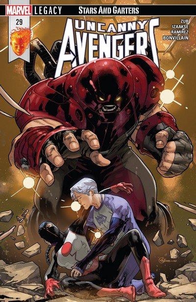 Uncanny Avengers #29 (2017)