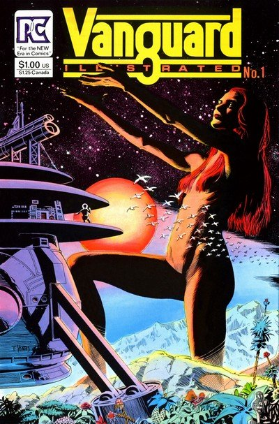 Vanguard Illustrated #1 – 7 (1983-1984)
