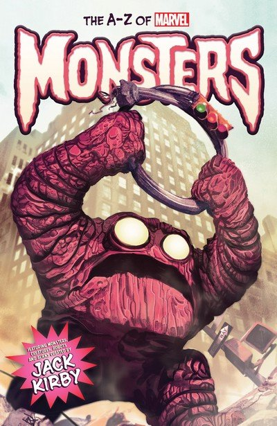 The A-Z of Marvel Monsters (TPB) (2017)