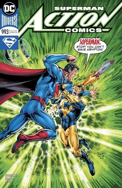 Action Comics #993 (2017)