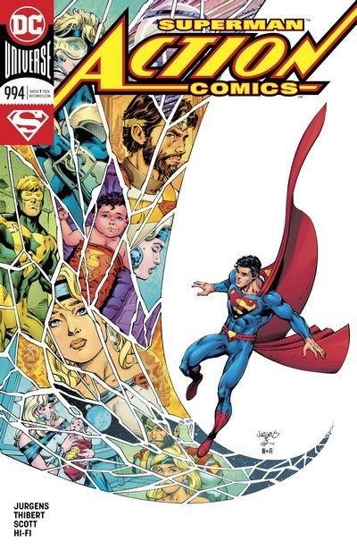 Action Comics #994 (2017)