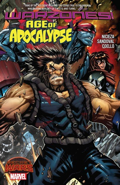 Age of Apocalypse – Warzones! (TPB) (2015)