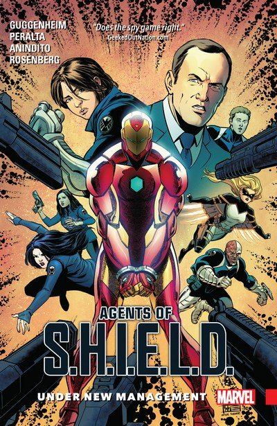 Agents of S.H.I.E.L.D. Vol. 2 – Under New Management (TPB) (2016)