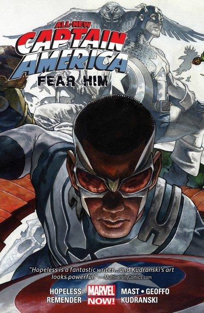 All-New Captain America – Fear Him (TPB) (2015)