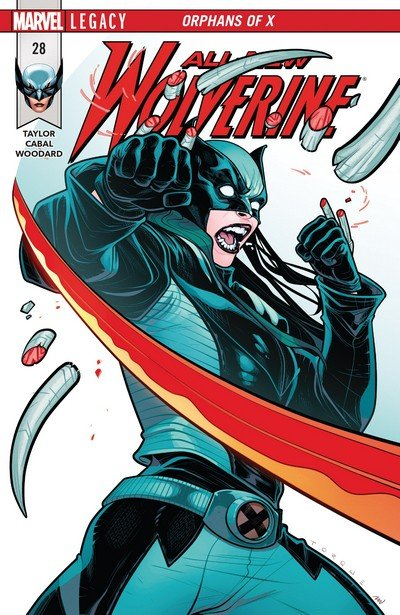 All-New Wolverine #28 (2017)