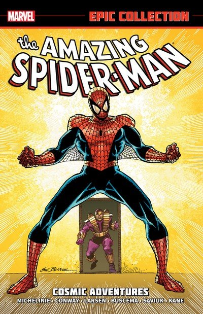 Amazing Spider-Man Epic Collection – Cosmic Adventures (2013)