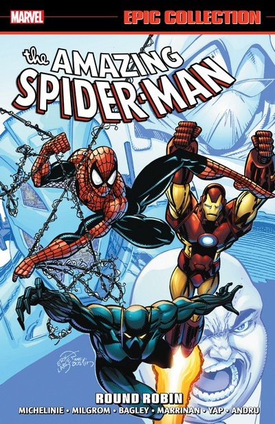 Amazing Spider-Man Epic Collection – Round Robin (2013)