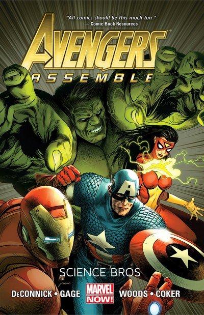 Avengers Assemble – Science Bros (TPB) (2013)