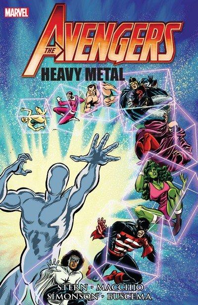 Avengers – Heavy Metal (TPB) (2013)