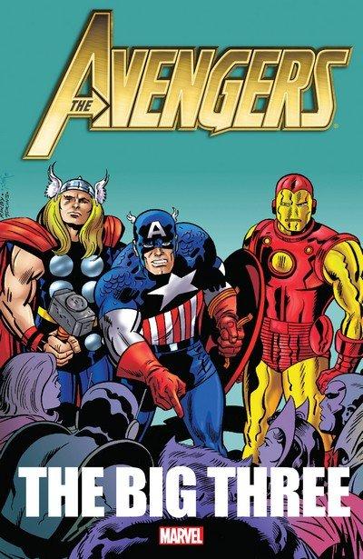 Avengers – The Big Three (TPB) (2012)
