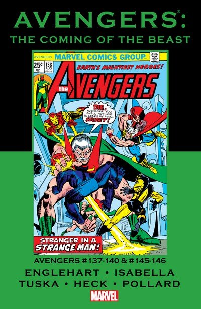 Avengers – The Coming of the Beast (TPB) (2011)
