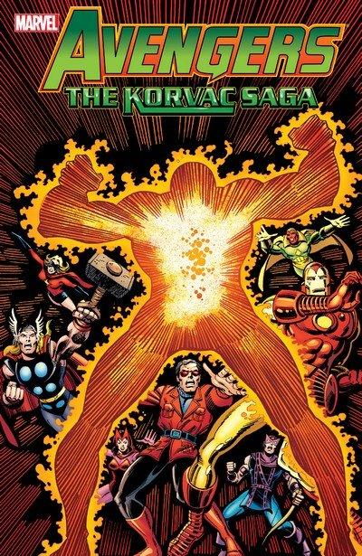 Avengers – The Korvac Saga (TPB) (2012)