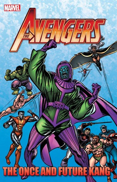 Avengers – The Once And Future Kang (TPB) (2013)