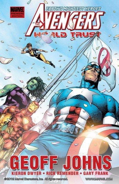 Avengers – World Trust (TPB) (2010)