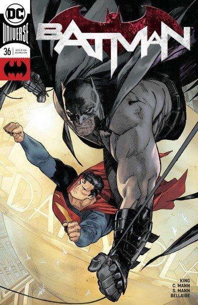 Batman #36 (2017)